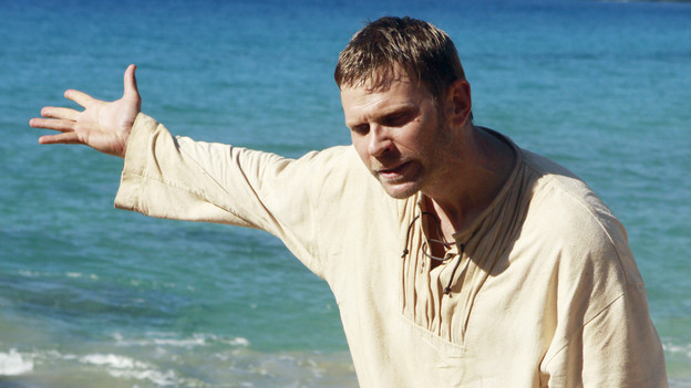 "LOST - ""Ab Aeterno"" - Richard Alpert faces a difficult choice, on ""Lost,"" TUESDAY, MARCH 23 (9:00-10:06 p.m., ET) on the ABC Television Network. (ABC/MARIO PEREZ)MARK PELLEGRINO"