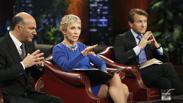 SHARK TANK - &quot;Episode 202&quot; - Season Two of &quot;Shark Tank&quot; promises to make TV history with the Sharks offering over $10 million in investment deals to bankroll a creative array of innovative entrepreneurs. This season, high tech billionaire entrepreneur Mark Cuban and successful comedian and self-made businessman Jeff Foxworthy jump into the Tank to appear separately in the show's nine episodes. The Season Premiere, &quot;Episode 202,&quot; airs FRIDAY, MARCH 25 (8:00-9:00 p.m., ET) on ABC. (ABC/CRAIG SJODIN)KEVIN O'LEARY, BARBARA CORCORAN, ROBERT HERJAVIC