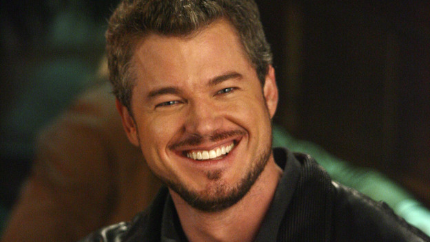 Mark SloanHe went from McSteamy to McDaddy while still managing to make inappropriate comments right up to the end. Jackson assured his mentor that the Plastics Posse would carry on. A short time later, Dr. Mark Sloan took his last breath with his two best friends, Derek and Callie, by his side.