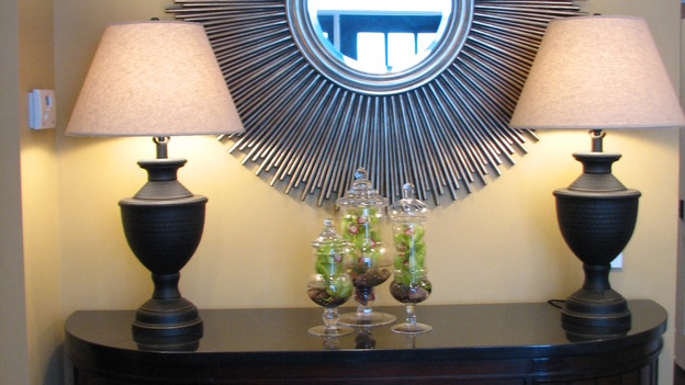 "EXTREME MAKEOVER HOME EDITION - ""Guinta,"" -  Living Room Detail, on ""Extreme Makeover Home Edition,"" Sunday, May 11th on the ABC Television Network."