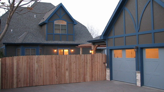"EXTREME MAKEOVER HOME EDITION - ""Fullerton-Machacek Family,"" - Exteriors, on ""Extreme Makeover Home Edition,"" Sunday, January 7th on the ABC Television Network."