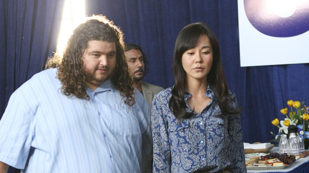 "LOST - ""There's No Place Like Home,"" Part 1 - The face-off between the survivors and the freighter people begins, on ""Lost,"" THURSDAY, MAY 15 (10:02-11:00 p.m., ET) on the ABC Television Network.  (ABC/MARIO PEREZ)JORGE GARCIA, NAVEEN ANDREWS, YUNJIN KIM"