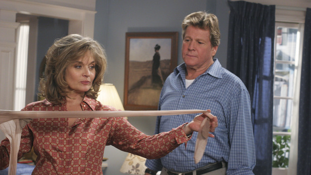 "DESPERATE HOUSEWIVES - ""Your Fault"" (ABC/DANNY FELD) KAREN AUSTIN, RYAN O'NEAL"