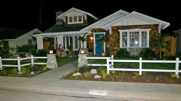 "EXTREME MAKEOVER HOME EDITION - ""Ripatti Family,"" - Exterior, on ""Extreme Makeover Home Edition,"" Sunday, December 10th on the ABC Television Network."