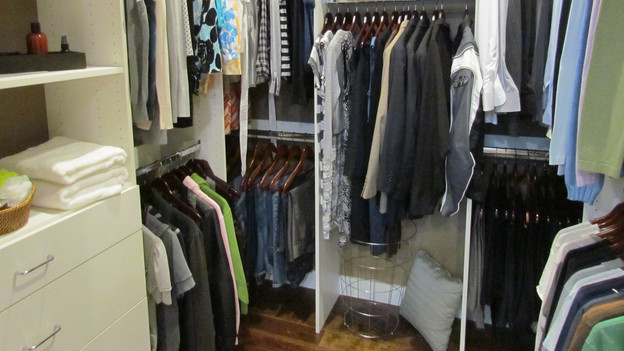 "EXTREME MAKEOVER HOME EDITION - ""McPhail Family,"" - Closet Picture,           on   ""Extreme Makeover Home Edition,"" Friday,  October 28th              (8:00-10:00   p.m.  ET/PT) on the ABC  Television Network."