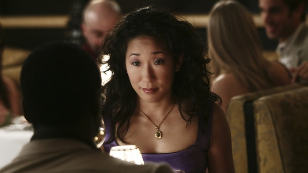 "GREY'S ANATOMY - ""Let It Be"" (ABC/SCOTT GARFIELD)ISAIAH WASHINGTON, SANDRA OH"