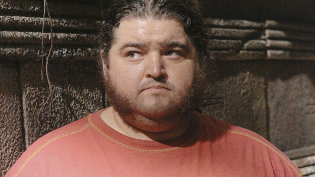 "LOST - ""Lighthouse"" - Hurley must convince Jack to accompany him on an unspecified mission, and Jin stumbles across an old friend, on ""Lost,"" TUESDAY, FEBRUARY 23 (9:00-10:00 p.m., ET) on the ABC Television Network. (ABC/MARIO PEREZ)JORGE GARCIA"