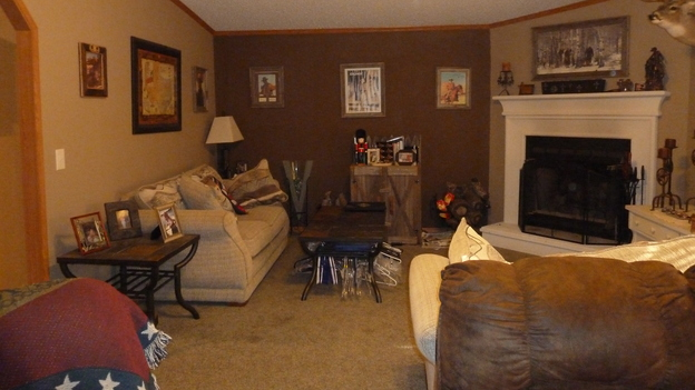 "EXTREME MAKEOVER HOME EDITION - Before Photo, ""Harris Family,"" on ""Extreme Makeover Home Edition,"" Monday, December 10th (8:00-10:00 p.m. ET/PT) on the ABC Television Network."