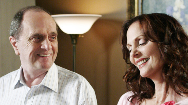 "102755_8457 -- DESPERATE HOUSEWIVES -""SUNDAY IN THE PARK WITH GEORGE"" - (ABC/RON TOM)BOB NEWHART, LESLEY ANN WARREN"