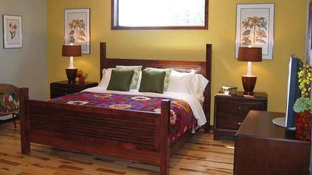 EXTREME MAKEOVER HOME EDITION - &quot;Bliven Family,&quot; - Master Bedroom, on &quot;Extreme Makeover Home Edition,&quot; Sunday, October 15th on the ABC Television Network.