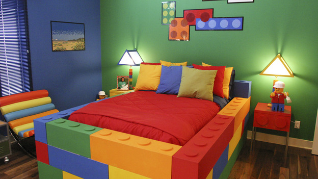 "EXTREME MAKEOVER HOME EDITION - ""Piestewa Family,"" - Boys' Bedroom, on ""Extreme Makeover Home Edition,"" Sunday, May 22nd on the ABC Television Network."