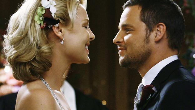 Karev and izzy wedding