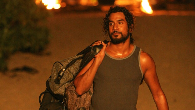 "LOST - ""Abandoned"" (ABC/MARIO PEREZ)NAVEEN ANDREWS"
