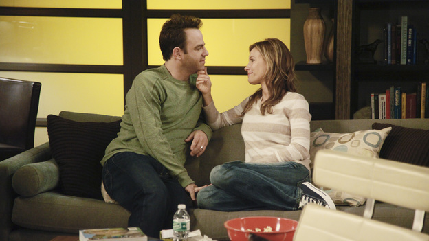 PRIVATE PRACTICE - &quot;The Standing Eight Count&quot; -- Pete, Violet, Sam and Addison adjust to their new, singles lives in different ways. Addison questions how much she wants a baby and confides in Jake, Violet considers an offer to go on a date with a young, hot paramedic, and Sam and Pete have a bachelors' night at a local bar. Meanwhile, Charlotte faces a personal, ethical dilemma when Amelia uncovers a secret about Mason's mom, Erica, and Sheldon refuses to bend to the pressure when an old friend from the police force wants him to rubber stamp a fellow cop suffering from PTSD, on &quot;Private Practice,&quot; THURSDAY, JANUARY 12 (10:02-11:00 p.m., ET) on the ABC Television Network. (ABC/RICHARD CARTWRIGHT)PAUL ADELSTEIN, KADEE STRICKLAND