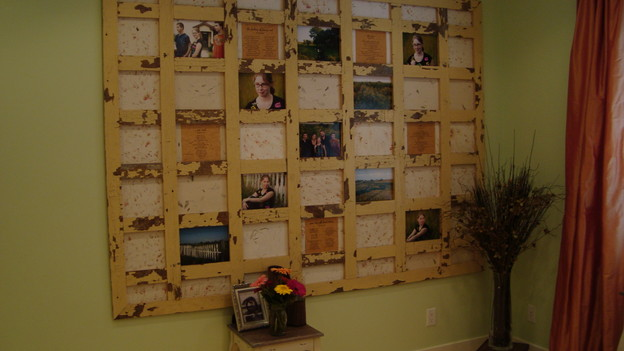 "EXTREME MAKEOVER HOME EDITION - ""Stott Family,"" - Artwork, on ""Extreme Makeover Home Edition,"" Sunday, November 15th, on the ABC Television Network."