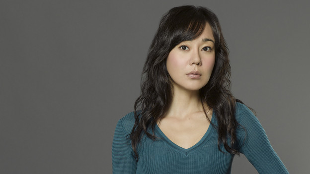 "LOST - ABC's ""Lost"" stars Yunjin Kim as Sun. (ABC/BOB D'AMICO)"