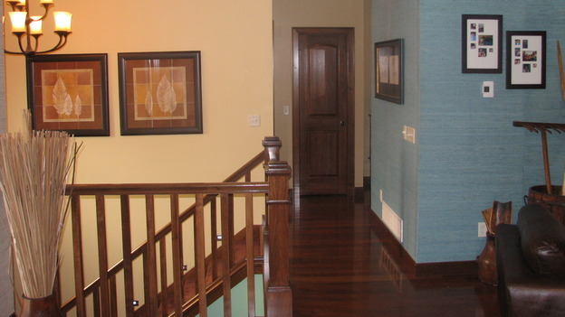 "EXTREME MAKEOVER HOME EDITION - ""Thibodeau Family,"" - Hallway, on ""Extreme Makeover Home Edition,"" Sunday, November 5th on the ABC Television Network."