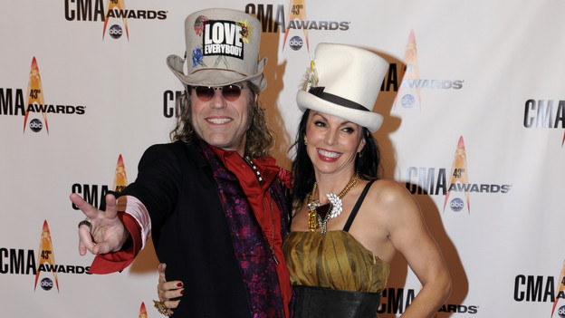 "THE 43rd ANNUAL CMA AWARDS - RED CARPET ARRIVALS - ""The 43rd Annual CMA Awards"" will be broadcast live from the Sommet Center in Nashville, WEDNESDAY, NOVEMBER 11 (8:00-11:00 p.m., ET) on the ABC Television Network. (ABC/DONNA SVENNEVIK)BIG KENNY"