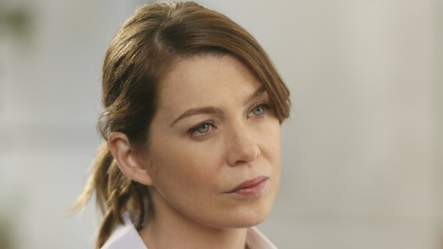 "GREY'S ANATOMY - ""Wishin' and Hopin'"" - The race for the Chief's position is on, as the doctors compete for Richard's affections, a surgical patient endangers the lives of those around her, and Meredith's Alzheimer's-stricken mother, Ellis, experiences a change in her medical condition, on ""Grey's Anatomy,"" THURSDAY, FEBRUARY 1 (9:00-10:01 p.m., ET) on the ABC Television Network. (ABC/MICHAEL DESMOND) ELLEN POMPEO"