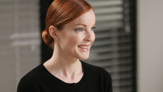 "DESPERATE HOUSEWIVES - ""You'll Never Get Away From Me"" (ABC/CRAIG SJODIN)MARCIA CROSS"