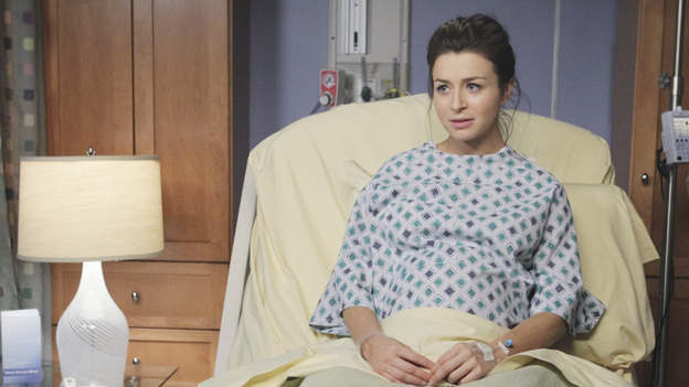 "PRIVATE PRACTICE - ""Gone, Baby, Gone"" - When Amelia goes into labor, the Seaside doctors - even those she pushed away -- come to her side as she faces the hardest decision of her life. Meanwhile, after Pete finds himself in life-changing trouble, he and Violet realize what they mean to one another, and Addison is faced with a choice, on the Season Finale of ""Private Practice"", TUESDAY, MAY 15 (10:01-11:00 p.m., ET) on the ABC Television Network. (ABC/KAREN NEAL)CATERINA SCORSONE"