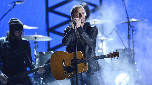 "THE 46TH ANNUAL CMA AWARDS - THEATRE - ""The 46th Annual CMA Awards"" airs live THURSDAY, NOVEMBER 1 (8:00-11:00 p.m., ET) on ABC live from the Bridgestone Arena in Nashville, Tennessee. (ABC/KATHERINE BOMBOY-THORNTON)DIERKS BENTLEY"