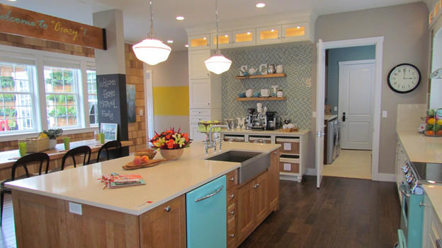 EXTREME MAKEOVER HOME EDITION - &quot;McPhail Family,&quot; - Kitchen Picture,           on   &quot;Extreme Makeover Home Edition,&quot; Friday, October 28th              (8:00-10:00   p.m.  ET/PT) on the ABC Television Network.
