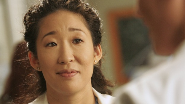 "GREY'S ANATOMY - ""Kung Fu Fighting"" (ABC/VIVIAN ZINK) SANDRA OH"