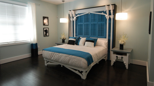 "EXTREME MAKEOVER HOME EDITION - ""Hill Family,"" - Master Bedroom, on ""Extreme Makeover Home Edition,"" Sunday, November 2nd on the ABC Television Network."