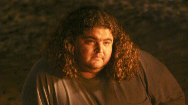 102302_1913 -- LOST - &quot;Numbers&quot; - When Hurley becomes obsessed with the French woman and heads into the jungle to find her, Jack, Sayid and Charlie have no choice but to follow. Meanwhile, Locke asks Claire to help build a mysterious item, on &quot;Lost,&quot; WEDNESDAY, MARCH 2 (8:00-9:03 p.m., ET), on the ABC Television Network. (ABC/MARIO PEREZ)JORGE GARCIA