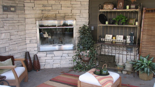 "EXTREME MAKEOVER HOME EDITION - ""Fullerton-Machacek Family,"" - Patios, on ""Extreme Makeover Home Edition,"" Sunday, January 7th on the ABC Television Network."