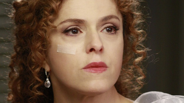 "GREY'S ANATOMY - ""Dream a Little Dream of Me"" - Three middle-aged women and their husbands are in a terrible traffic accident, on ""Grey's Anatomy,"" THURSDAY, SEPTEMBER 25 (9:00-11:00 p.m., ET) on the ABC Television Network. (ABC/RON TOM) BERNADETTE PETERS"
