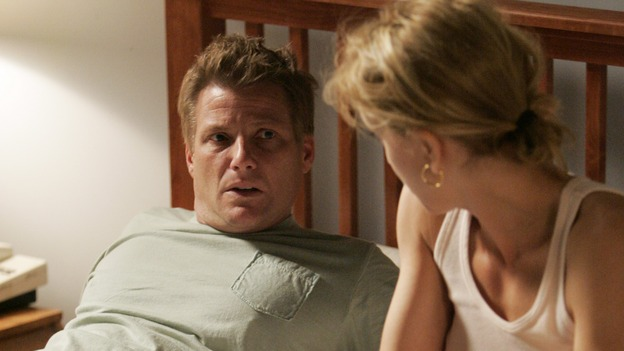 "DESPERATE HOUSEWIVES - ""You Could Drive A Person Crazy"" (ABC/CRAIG SJODIN)DOUG SAVANT, FELICITY HUFFMAN"