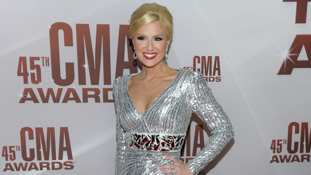 "THE 45th ANNUAL CMA AWARDS - RED CARPET ARRIVALS - ""The 45th Annual CMA Awards"" will broadcast live on ABC from the Bridgestone Arena in Nashville on WEDNESDAY, NOVEMBER 9 (8:00-11:00 p.m., ET). (ABC/JASON KEMPIN)ALLISON DEMARCUS"