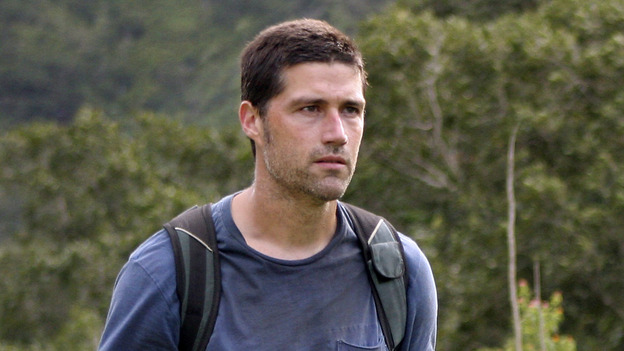 "LOST- ""Through the Looking Glass"" - Jack and the castaways begin their efforts to make contact with Naomi's rescue ship, on the season finale of ""Lost,"" WEDNESDAY, MAY 23 (9:00-11:00 p.m., ET), on the ABC Television Network. (ABC/MARIO PEREZ)MATTHEW FOX, MICHAEL EMERSON"