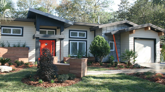"EXTREME MAKEOVER HOME EDITION - ""Wagstaff Family,"" - Exterior, on ""Extreme Makeover Home Edition,"" Sunday, February 21st on the ABC Television Network."